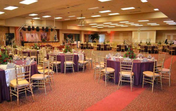 Quinceanera Purple at Celebration